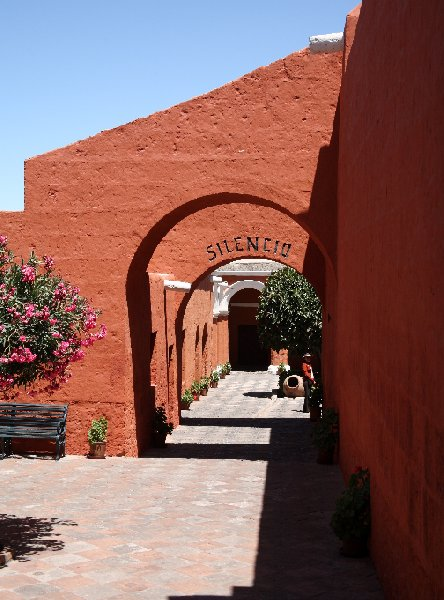 Monasterio de Santa Catalina Arequipa Peru Vacation Photo