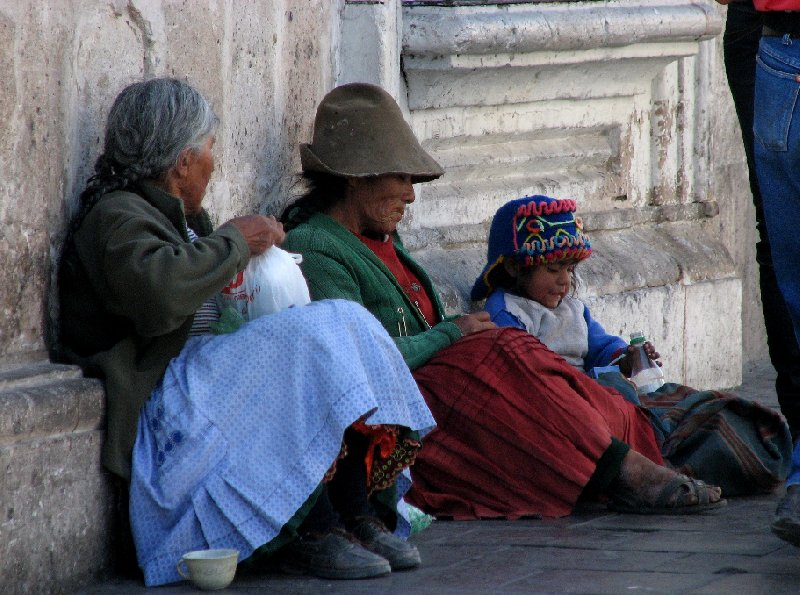 Arequipa Peru Vacation Picture