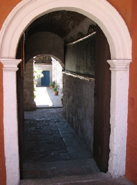 Monasterio de Santa Catalina Arequipa Peru Travel Photos