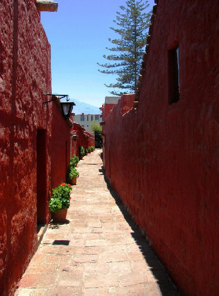 Monasterio de Santa Catalina Arequipa Peru Holiday Tips