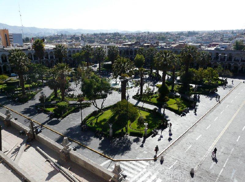 Arequipa Peru Diary