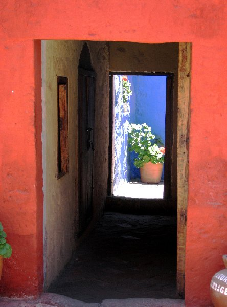 Photo Monasterio de Santa Catalina Arequipa meters