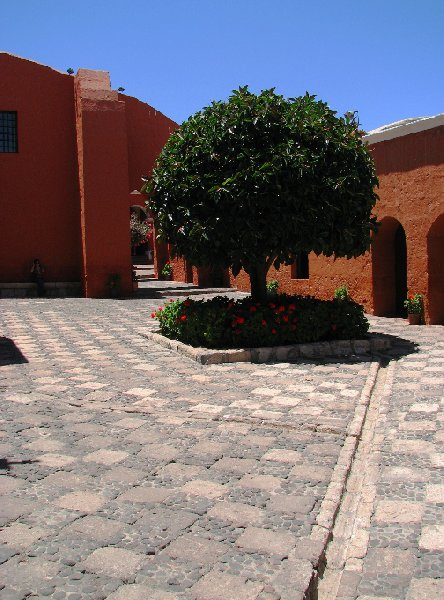 Photo Monasterio de Santa Catalina Arequipa living