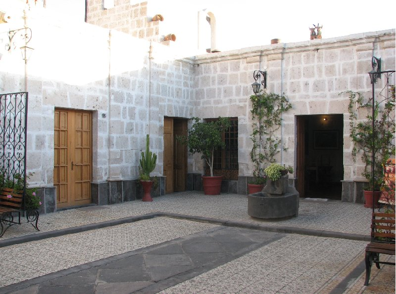 Photo Monasterio de Santa Catalina Arequipa around