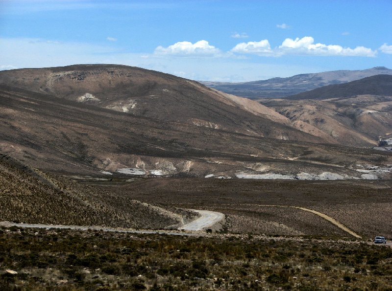 From Arequipe to Chivay and Colca Canyon Peru Blog Pictures
