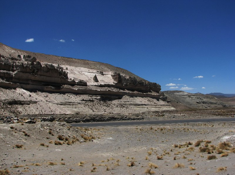 From Arequipe to Chivay and Colca Canyon Peru Travel Album
