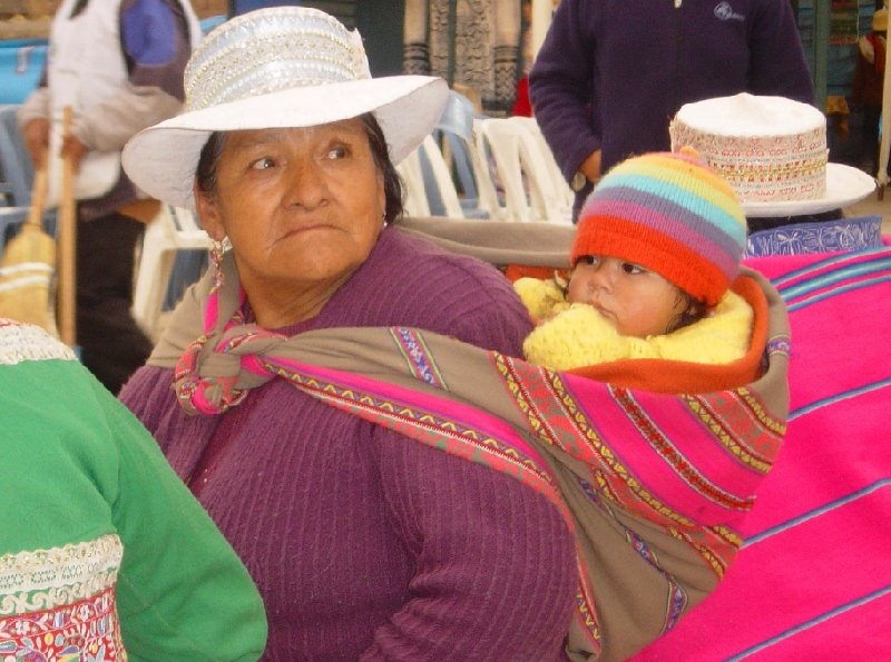 From Arequipe to Chivay and Colca Canyon Peru Picture