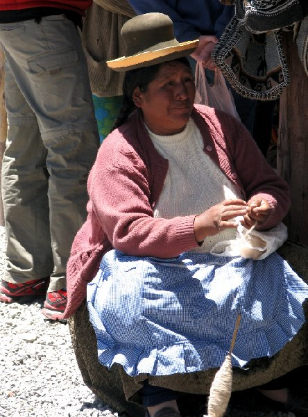 From Arequipe to Chivay and Colca Canyon Peru Travel Information