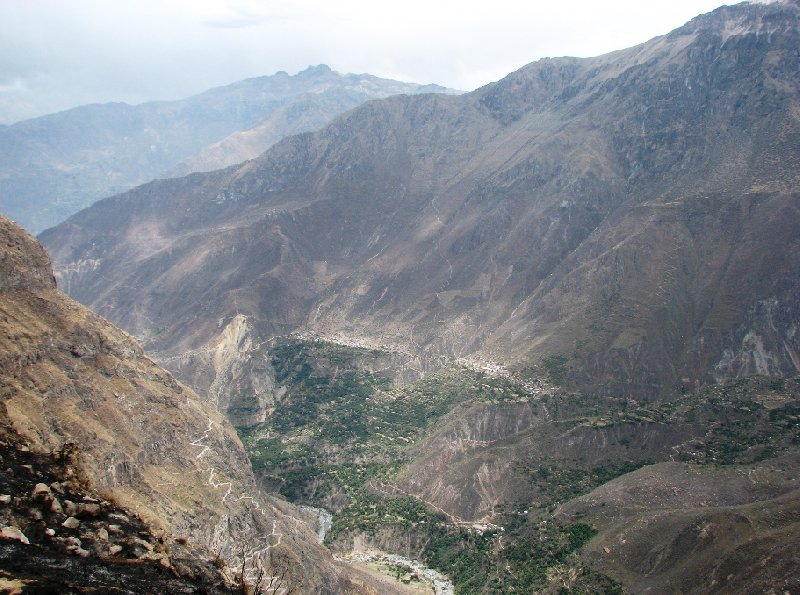 Adventure Travel Colca Canyon Peru Vacation Tips