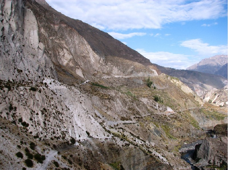 Colca Canyon Peru Review Photograph