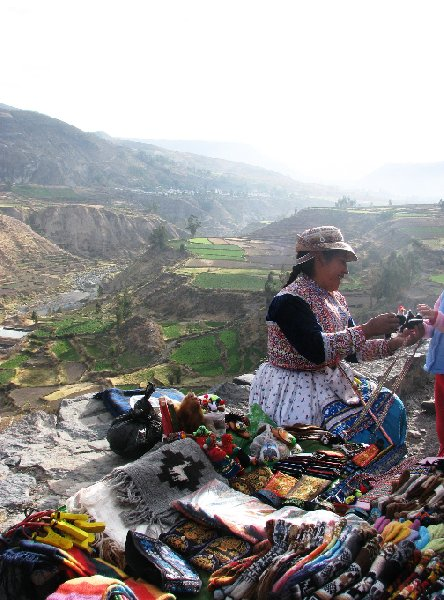 Colca Canyon Peru Album