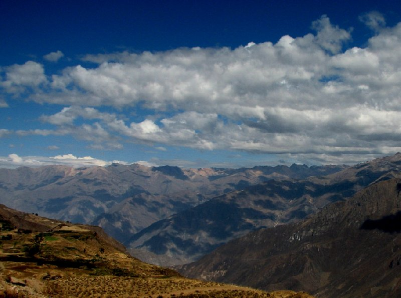 Colca Canyon Peru Blog Information