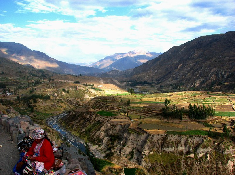 Adventure Travel Colca Canyon Peru Travel Blogs