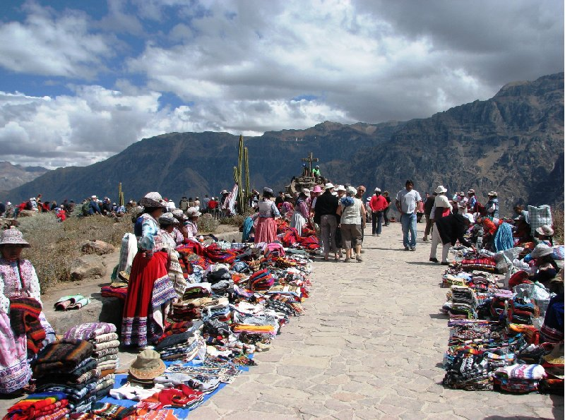 Adventure Travel Colca Canyon Peru Review Sharing