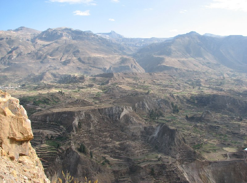 Adventure Travel Colca Canyon Peru Holiday Pictures