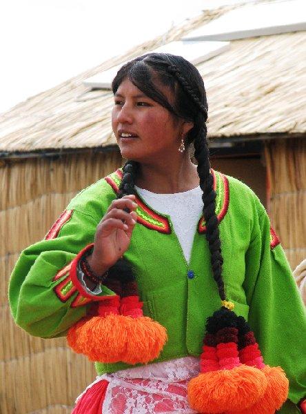 Puno Peru Photographs