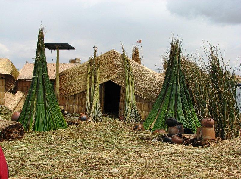 Puno floating islands Peru Review Gallery