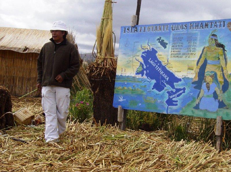 Puno floating islands Peru Vacation Guide