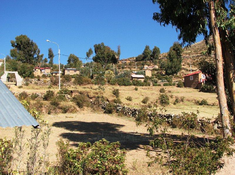 Isla Amantani Peru Trip Photos
