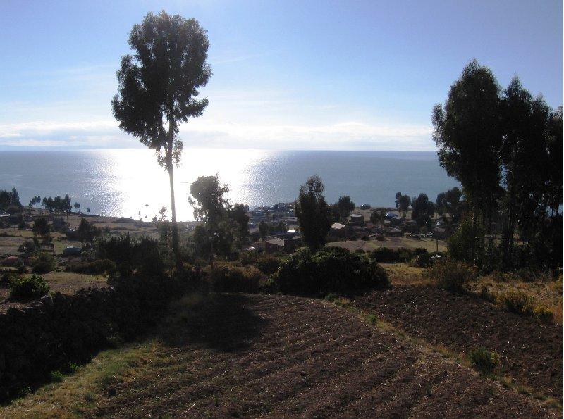 Isla Amantani Peru Pictures