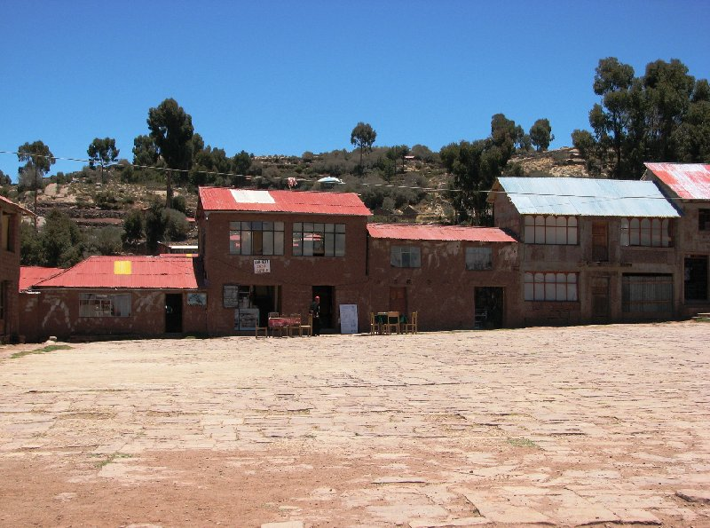 Taquile Island Lake Titicaca Peru Travel Album