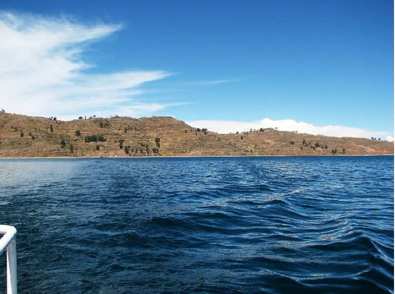 Photo Taquile Island Lake Titicaca responsible