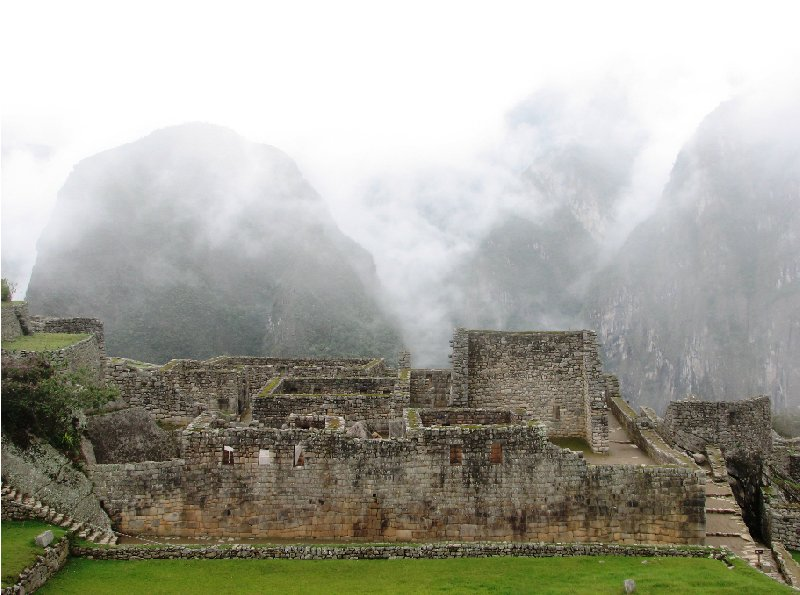 Machu Picchu tour by train Peru Review Photograph