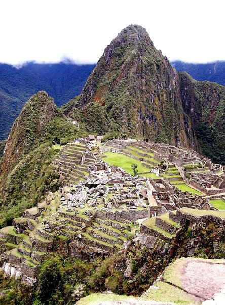 Photo Inca trail to Machu Picchu itinerary
