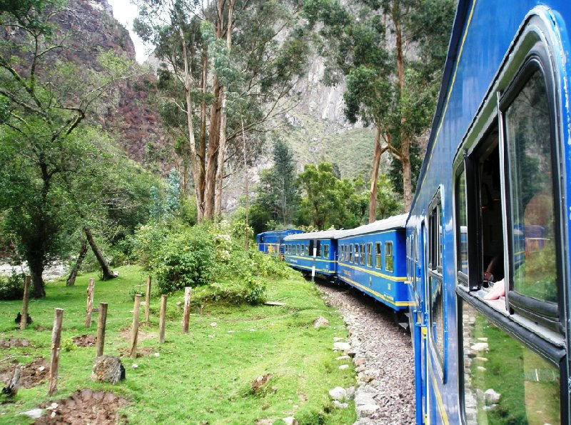 Inca Trail to Machu Picchu Cuzco Peru Diary Information