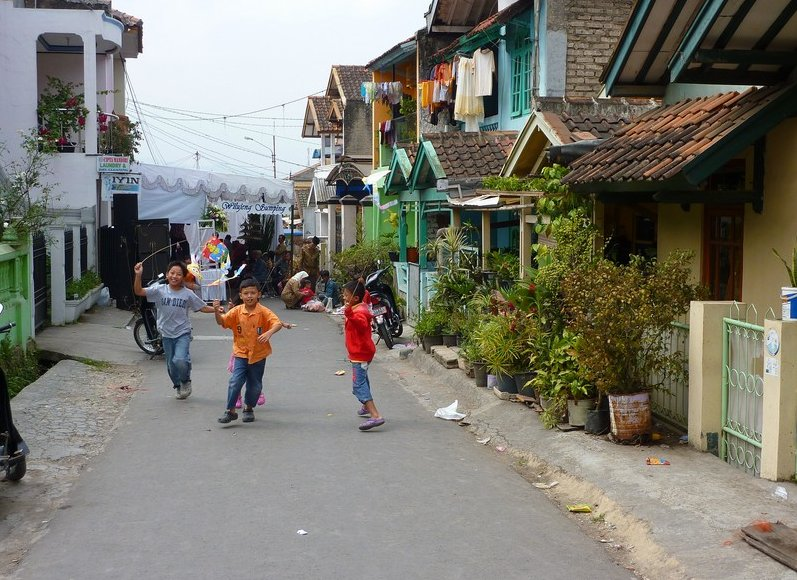 Great hotel in Lembang Indonesia Diary Sharing