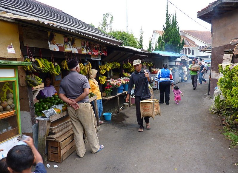 Lembang Indonesia Blog Review