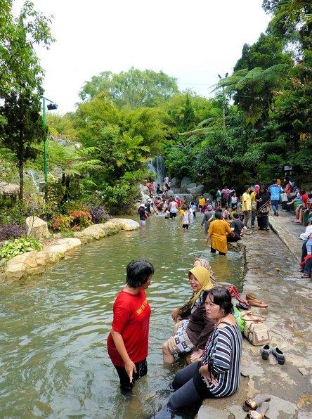 Tangkuban Perahu Volcano Bandung Indonesia Holiday Tips