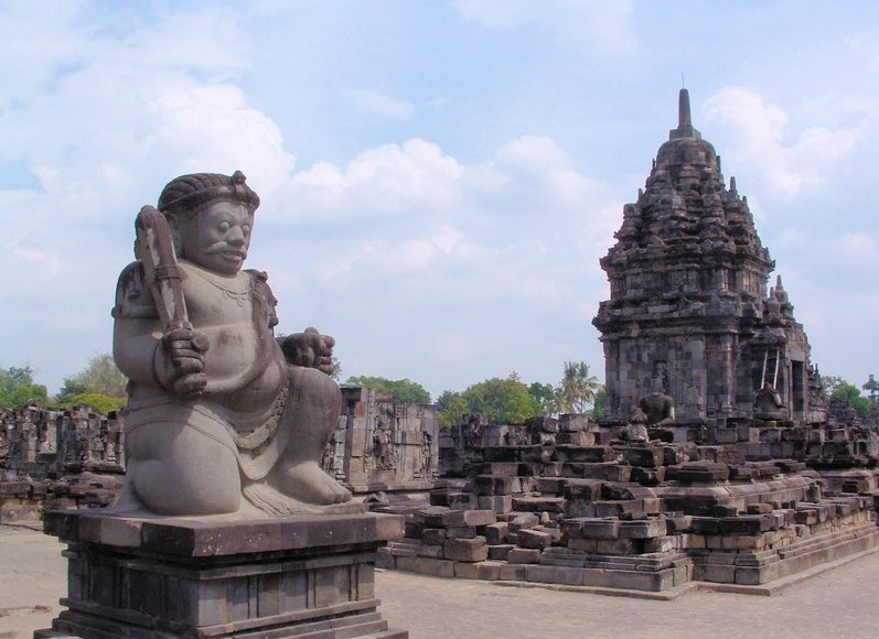 The Prambanan temple complex Indonesia Holiday Adventure