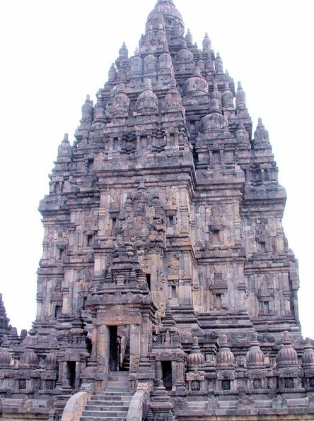 Photo The Prambanan temple complex popular