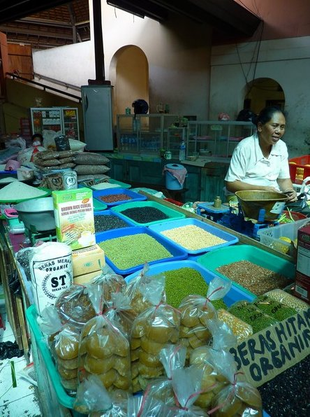The market in Solo Surakarta Indonesia Blog Picture