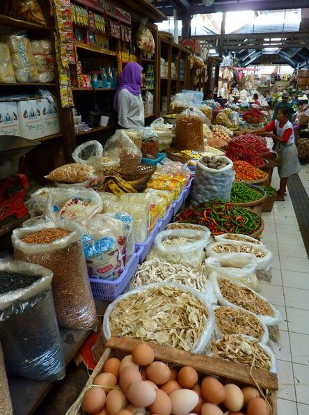 The market in Solo Surakarta Indonesia Travel Blog