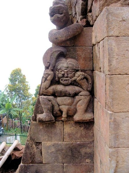 Candi Sukuh Indonesia Mt Lawu Photo Sharing