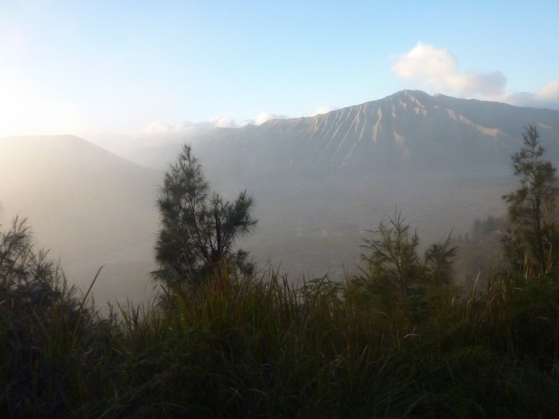 Via Sarangang to Mount Bromo Mt Bromo Indonesia Adventure