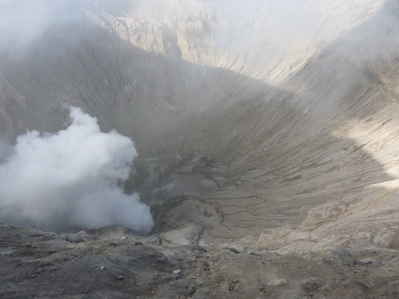 Via Sarangang to Mount Bromo Mt Bromo Indonesia Blog Experience