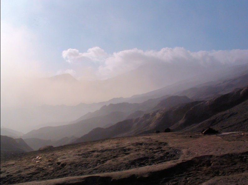 Mt Bromo Indonesia Diary Adventure