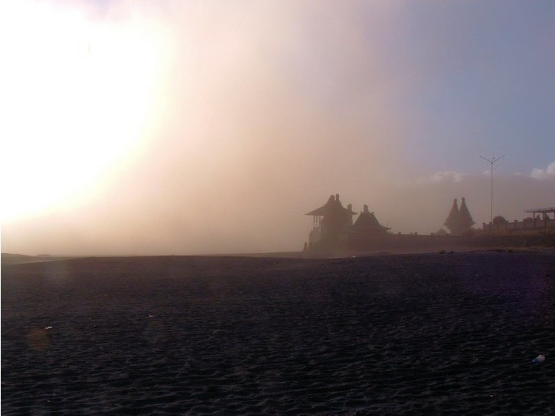 Photo Via Sarangang to Mount Bromo closer