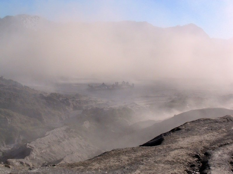 Via Sarangang to Mount Bromo Mt Bromo Indonesia Vacation