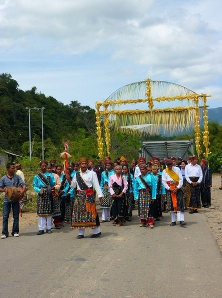 Ruteng Flores Indonesia Diary Sharing
