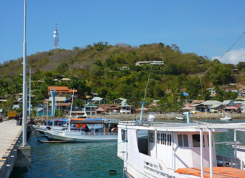 Labuan Bajo Flores Labuhanbajo Indonesia Vacation Picture