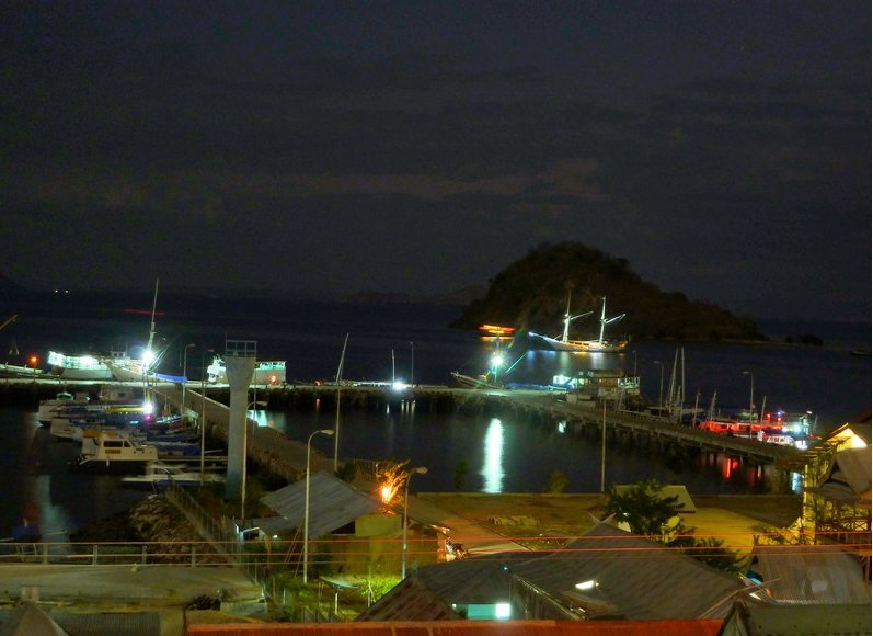 Labuhanbajo Indonesia Travel Photos