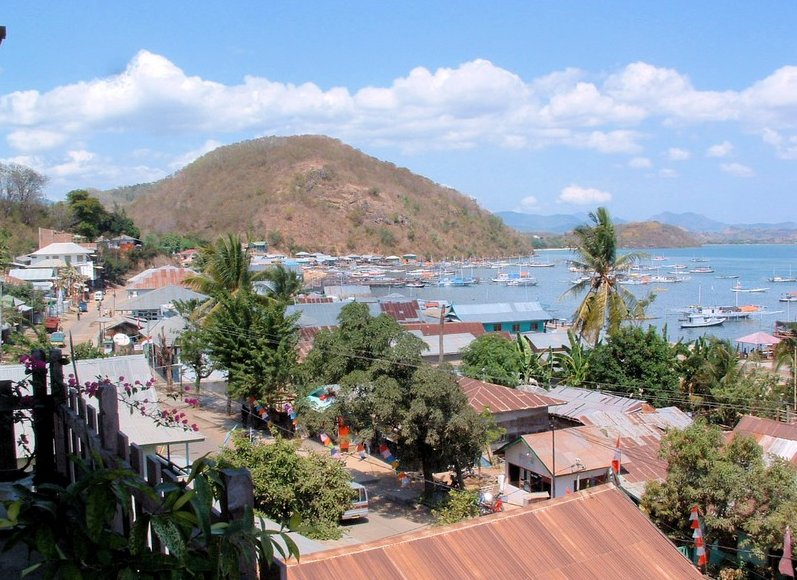 Labuhanbajo Indonesia Photo Gallery