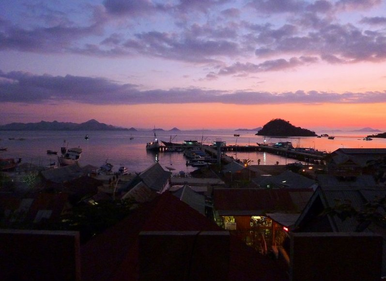 Labuan Bajo Flores Labuhanbajo Indonesia Holiday Review