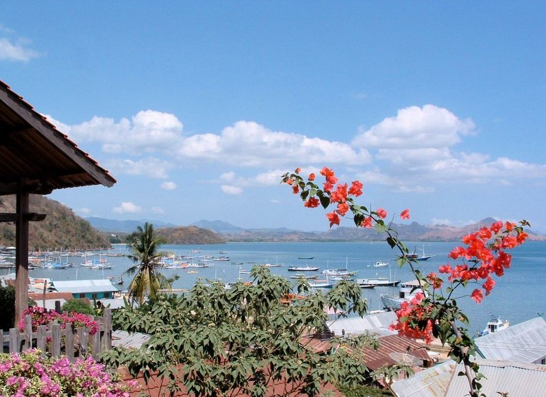 Photo Labuan Bajo Flores booked