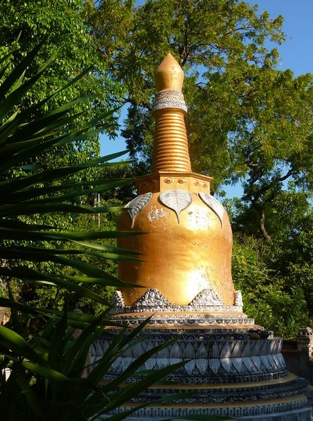 Banjar Buddhist monastery Dencarik Indonesia Blog Adventure