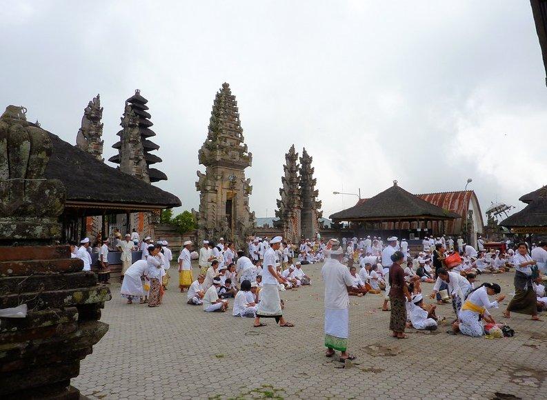 Mount Batur Bali Indonesia Album Photographs